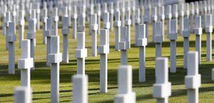 Post de En este cementerio, las lápidas son para los fetos abortados y un