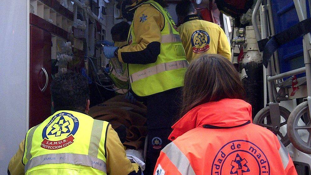 Fallecen tres personas por monóxido de carbono en Móstoles
