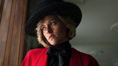 Se filtran nuevas y llamativas imágenes de Kristen Stewart caracterizada como Lady Di