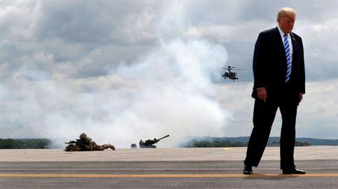 Dos años de Donald Trump, el presidente que necesita una tormenta permanente