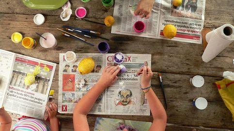 ¿Seguirán los niños haciendo regalos en el colegio para el Día del Padre?