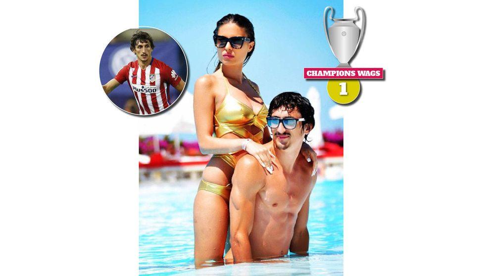 El once ideal de las WAG de la final de la Champions: Real Madrid vs. Atlético de Madrid