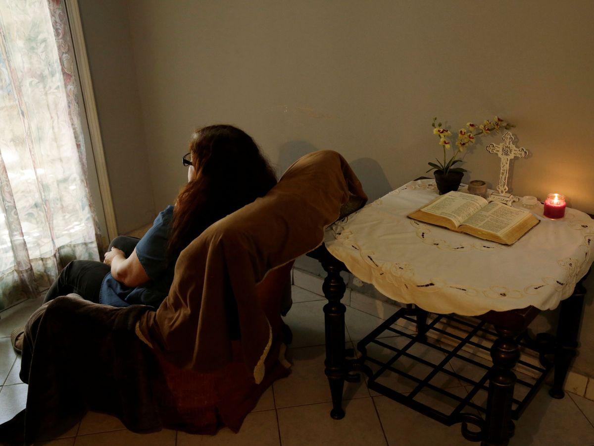 Foto: Una trabajadora doméstica mexicana. (Reuters)