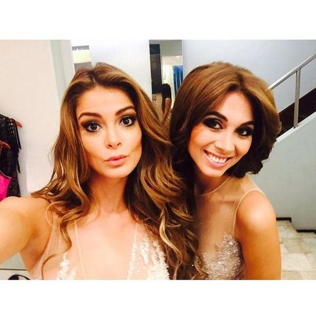 Instagram: Laura Spoya, La Sara Carbonero Peruana