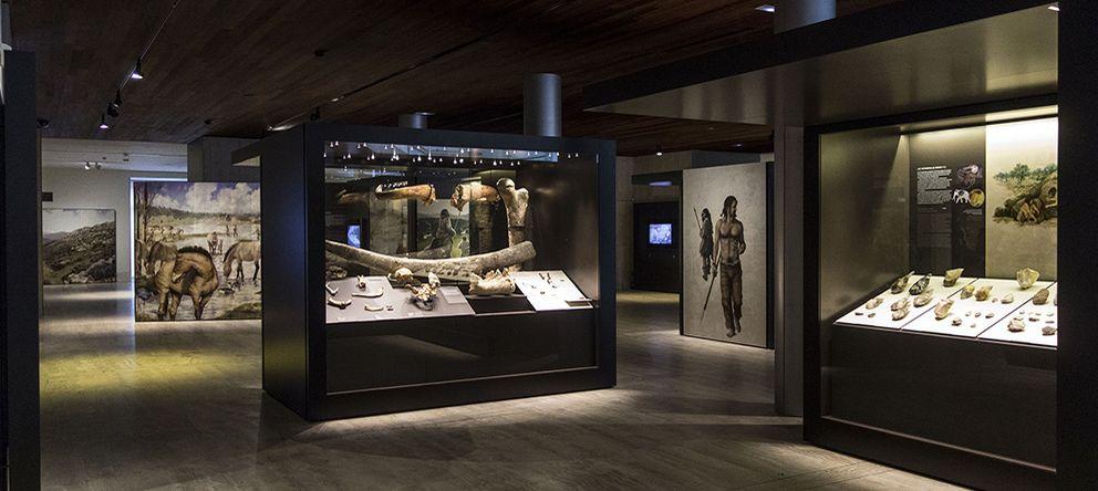 Foto: Vista del nuevo Museo Arqueológico Nacional.