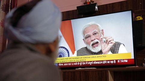 India decreta el confinamiento de sus 1.300 millones de habitantes durante tres semanas