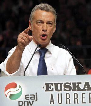 El PNV gana las elecciones y junto a Bildu suma una amplia mayoría nacionalista