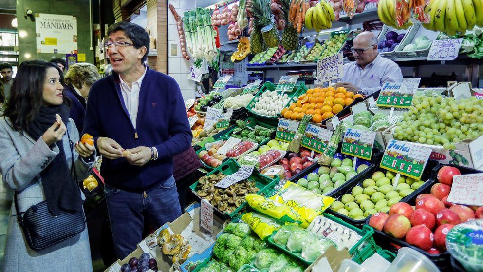 Desmarcarse del PSOE, Arrimadas y Cataluña: el triunfo de Cs en Andalucía