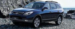 Hyundai apuesta por el todocamino de lujo con el ix-55