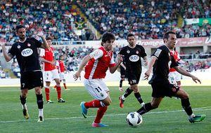 El Girona denuncia un intento de soborno del Racing de Santander