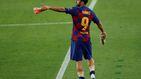 Suárez se despide del Barça entre lágrimas: Dicen que yo le hacía mal a Messi