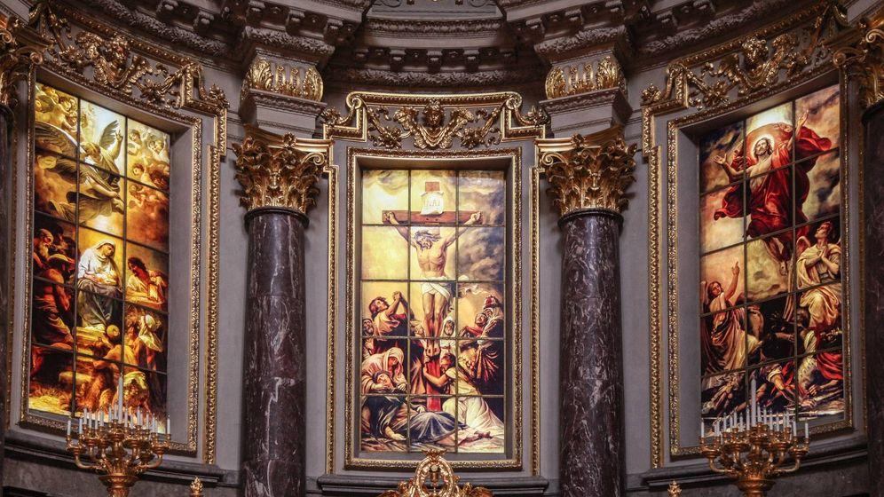 Foto: Retablo de la catedral de Berlín (Pixabay)