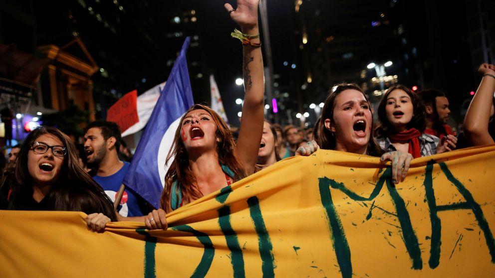 'Impeachment' contra Rousseff: ¿un montaje para proteger a los corruptos?