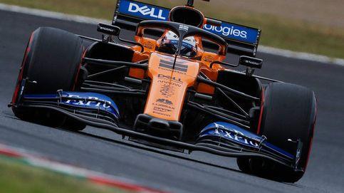 A Carlos Sainz le sale todo con el McLaren (a falta del duelo con el listo de Verstappen)