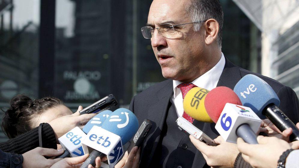 Foto: El abogado Miguel Alonso Belza, en una foto de archivo de 2009. (EFE)