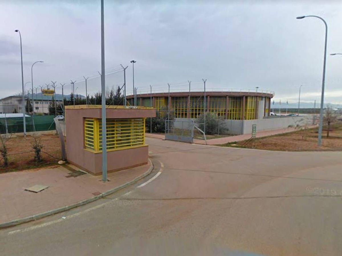Foto: Centro penitenciario de Albolote (Granada). Foto: Google Maps