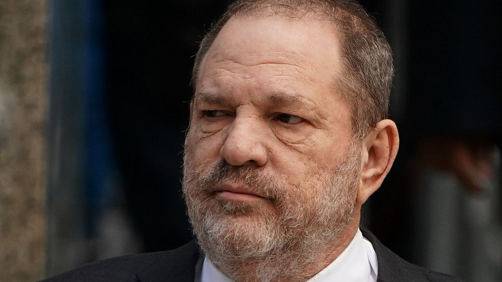 Foto:  Harvey Weinstein. (Reuters)