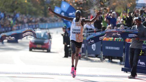 El dinero de la Maratón de Nueva York: cuánto han ganado Kamworor y Jepkosgei