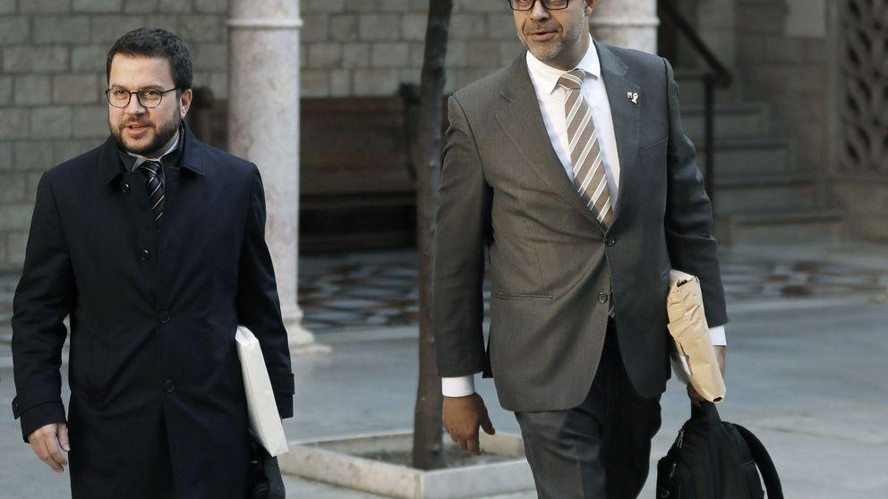 El 'conseller' Buch se reúne con Puigdemont en Bruselas