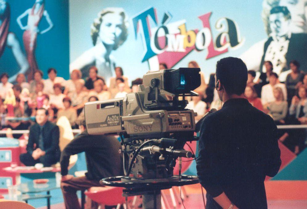 Foto: Imagen de archivo del programa 'Tombola' de Telemadrid)