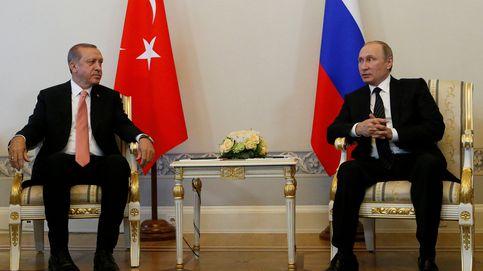 Erdogan recurre a Putin ante el posible 'Turkex'