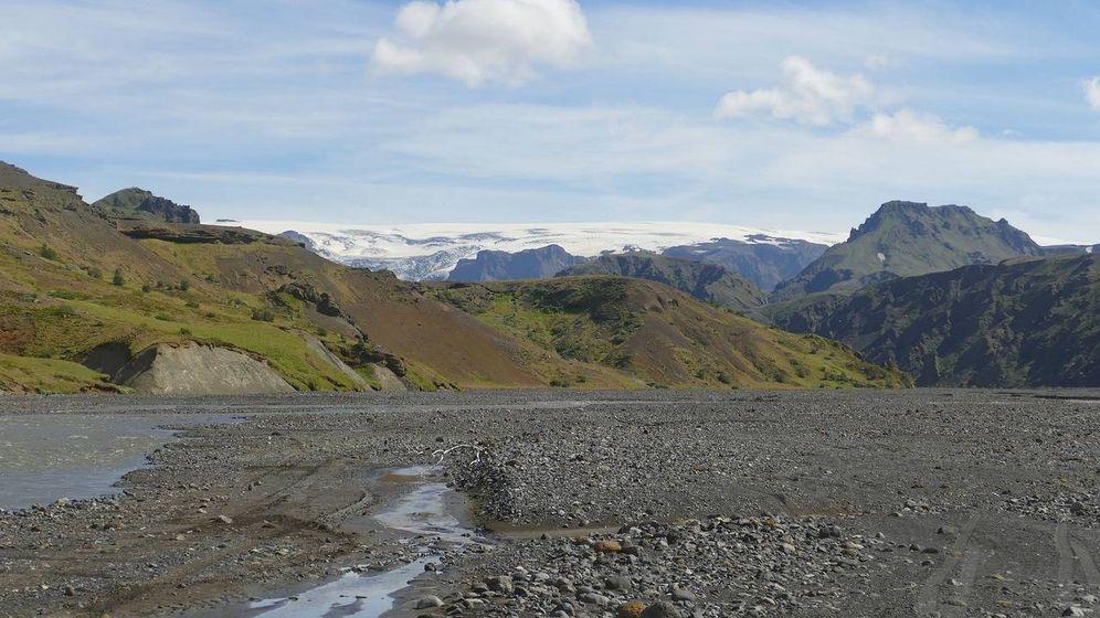 Foto: Zona desértica en Islandia (Pixabay)