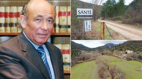 La polémica finca del magnate Antolín en Burgos: ni vía verde ni parque natural