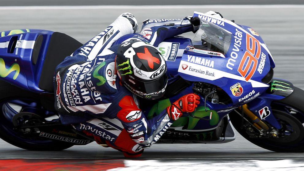 Lorenzo avisa del nivel de Yamaha con el mejor tiempo en Sepang