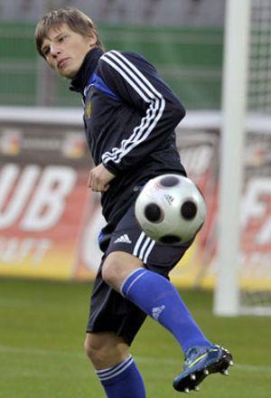 El Zenit dispuesto a vender a Arshavin al Arsenal