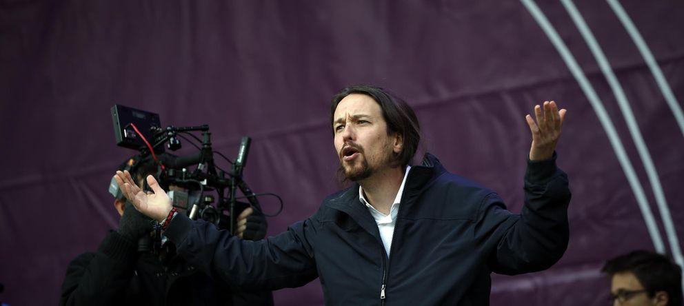Foto: El líder de Podemos, Pablo Iglesias. (AP)