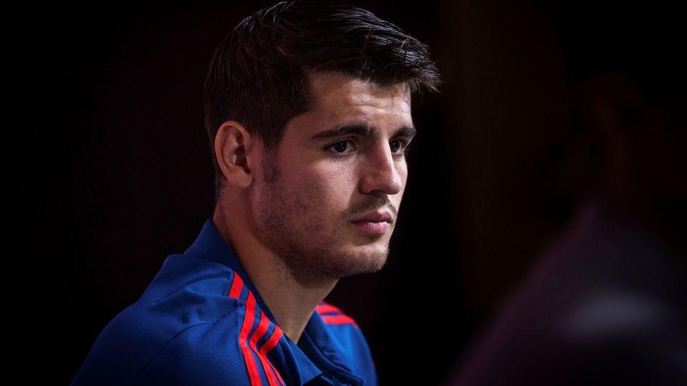El duro verano de un Morata abatido y arrepentido de haberse ido del Madrid