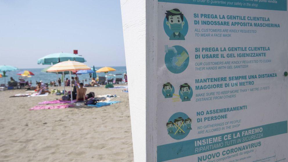 La región italiana de Emilia Romaña hará pruebas de covid a quienes lleguen de España