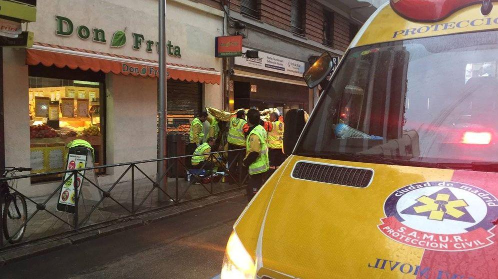 Foto: Los servicios de emergencias trataron de reanimar a la víctima sin éxito. (Emergencias)