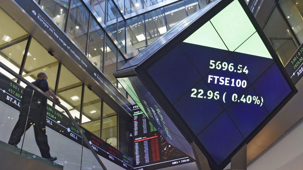 Foto: La Bolsa de Londres y Deutsche Boerse negocian su fusión. (EFE)