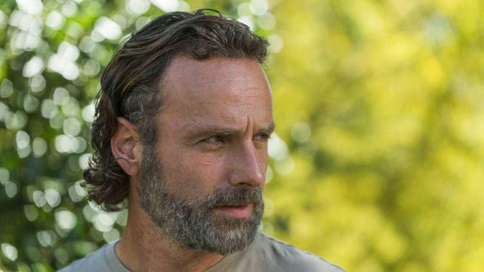 Foto: Andrew Lincoln, Rick en 'The Walking Dead' | AMC