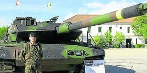 Foto: España multiplicó por seis la exportación de armas en la etapa 'pacifista' de Zapatero