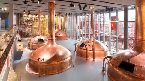 El museo de la cerveza de Estrella Galicia: espacio dedicado al mundo de esta bebida