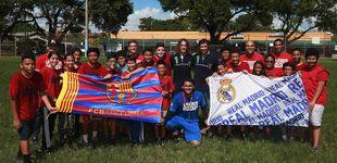Post de Real Madrid y Barcelona, unidos para ayudar a la Fundación Laureus