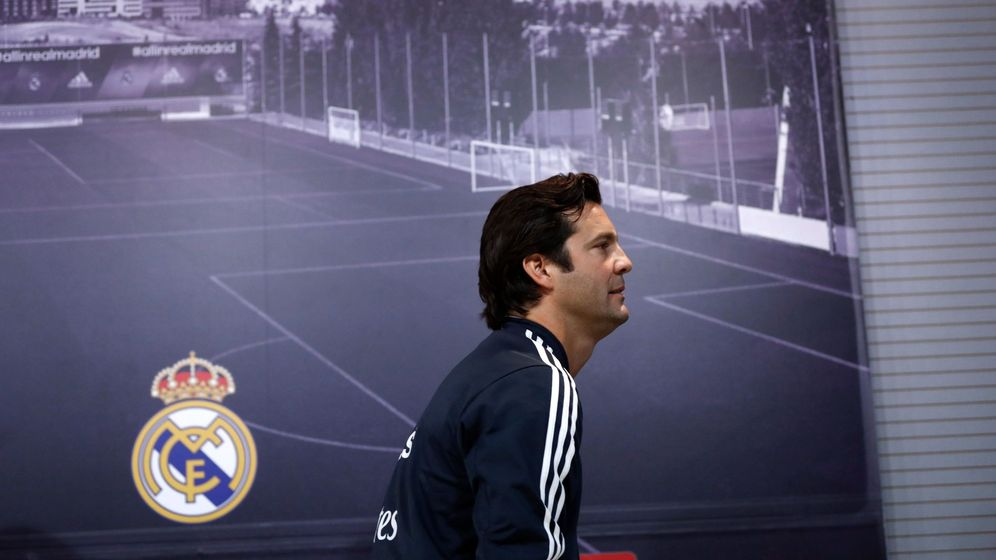 Real Madrid  El profeta Solari  Florentino convertirá el Bernabéu en ... 432b966e25cf1