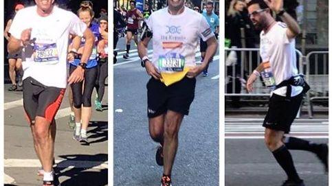 Cuando Cosme Primo de Rivera se midió a Fabián Roncero en el maratón de Nueva York 2018