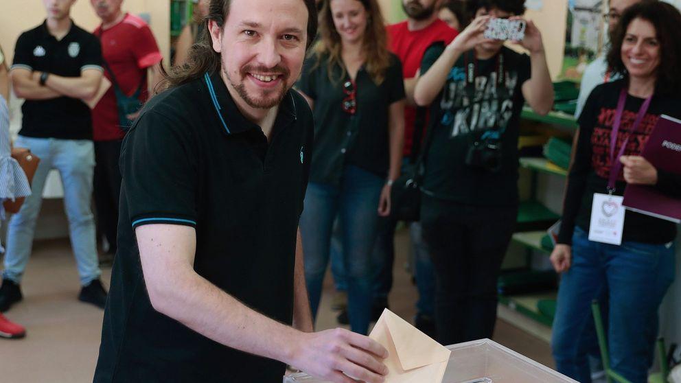 Elecciones municipales 2019: Pablo Iglesias apela a la libertad y la conciencia al votar
