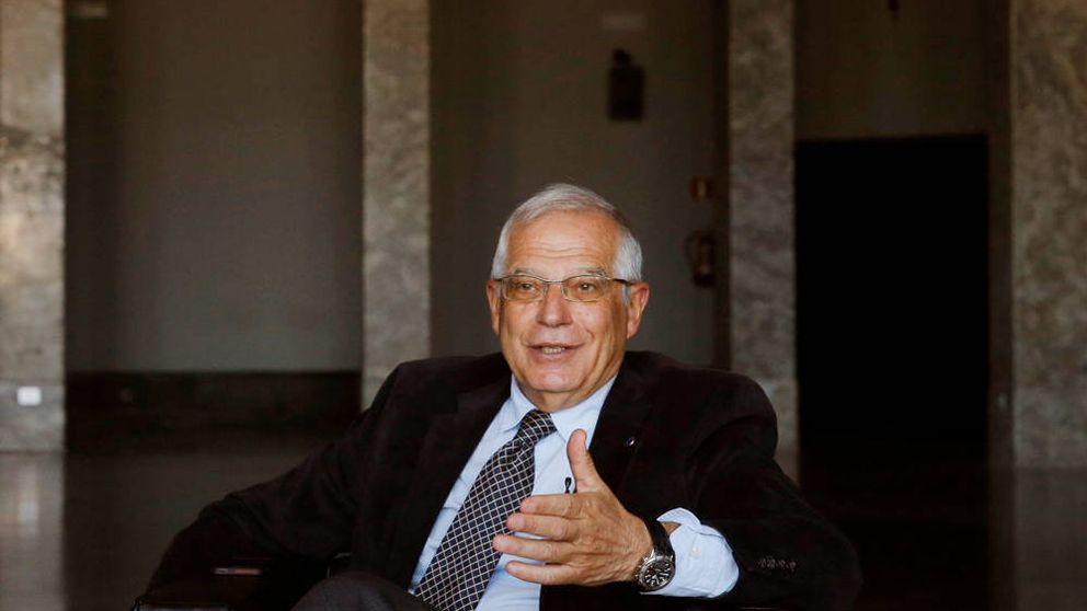 Josep Borrell: No creo que el Govern quiera llegar a ningún tipo de acuerdo