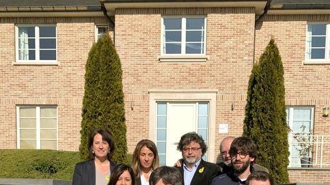 Budó apuesta por Puigdemont como cabeza de lista de JxCAT para presidir el 'Govern'
