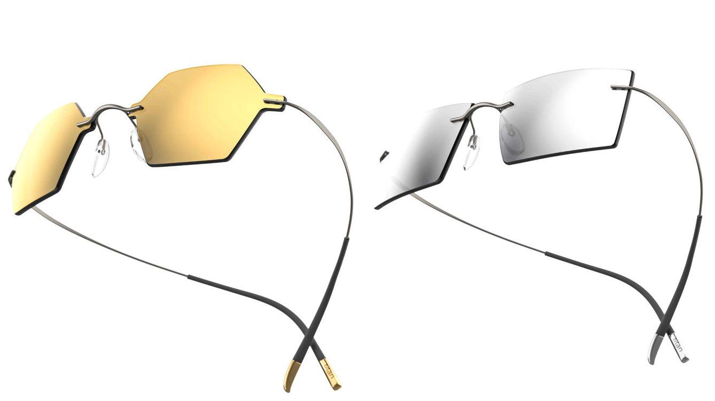 Foto: Unas gafas únicas, diseñadas para los amantes de la moda y las miradas más atrevidas.