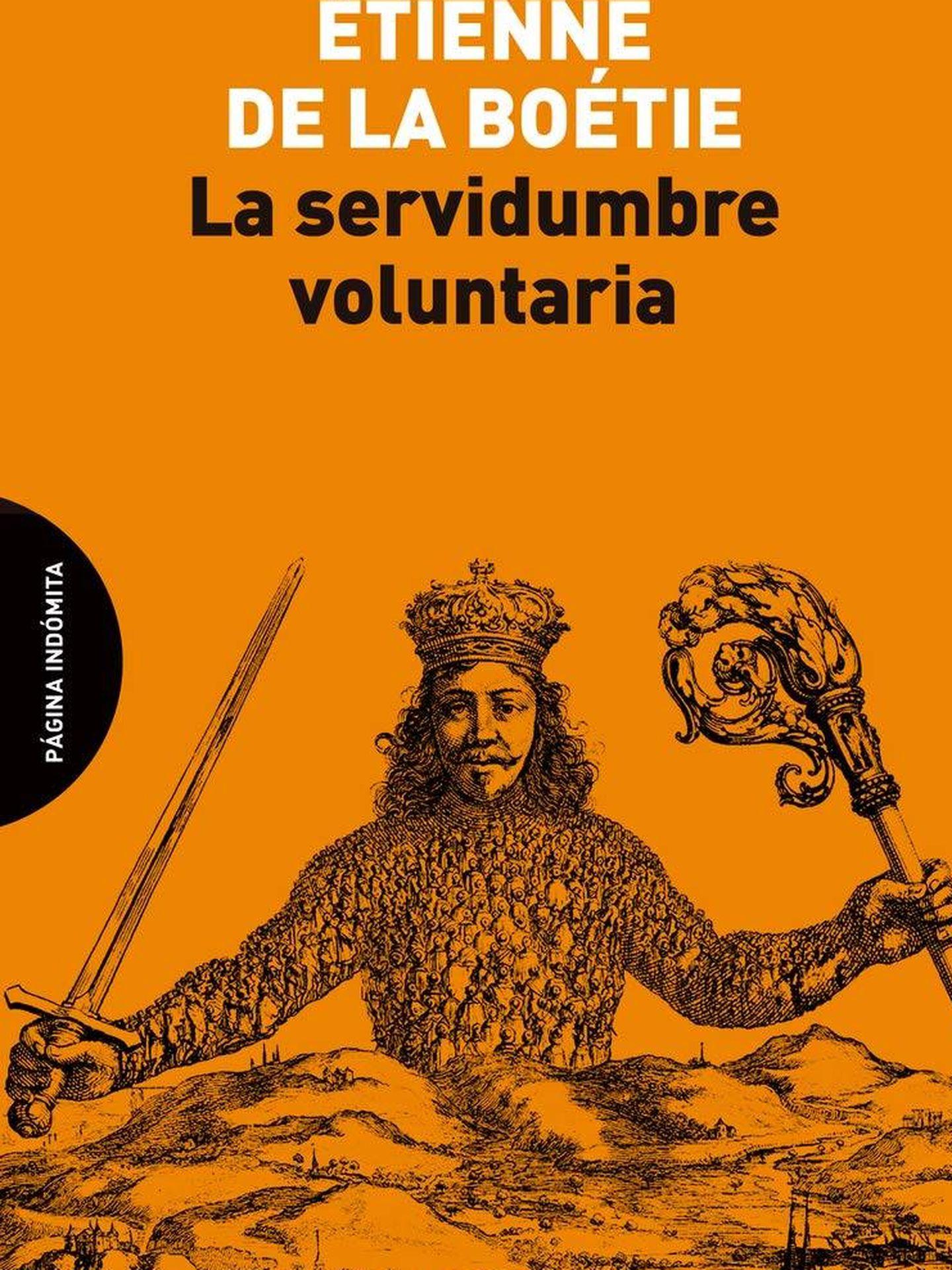 'La servidumbre voluntaria'.