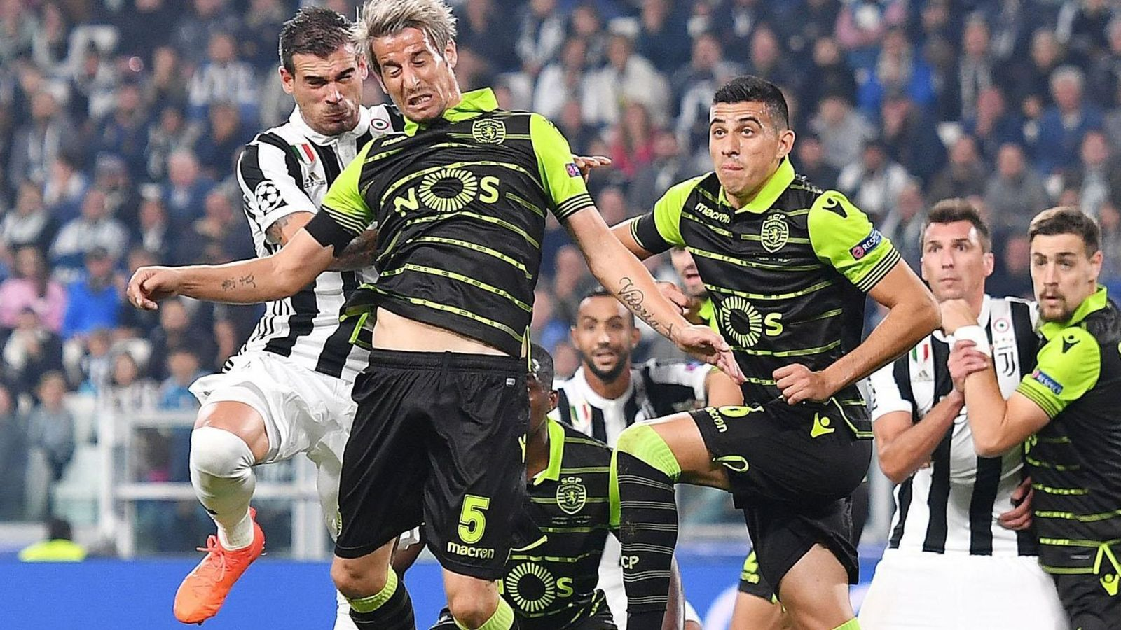 Foto: Juventus fc - sporting lisboa