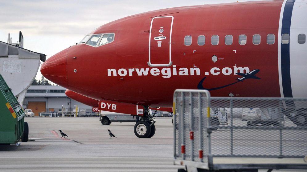 Foto: Norwegian dio calabazas a IAG y sigue aumentando su oferta de plazas a EE.UU. (EFE)