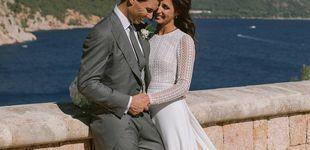 Post de El vestido de Xisca Perelló, una apuesta prudente de 3.290 euros