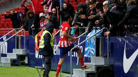 Diego Costa sí está bien para Simeone pese a su expulsión, el resto no lo estaba