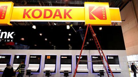 De la foto al fármaco... Kodak acuerda con Trump fabricar medicamentos